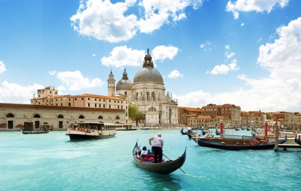 Романтичная Венеция